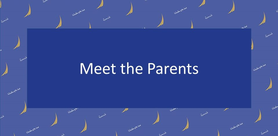 Meet the Parents on 25 May from 1 PM – 3 PM (Industrial Mathematics)