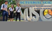 Student Acceptance to the International B.Sc. Programme in Actuarial Science 2020